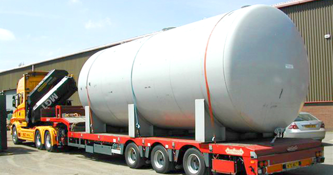Storage Tank Hire Yorkshire