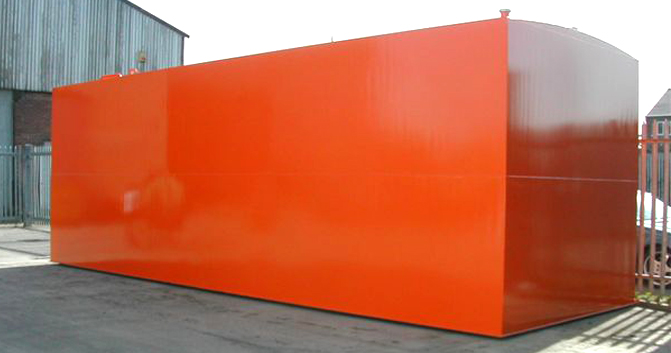 Storage Tank Hire Nottinghamshire