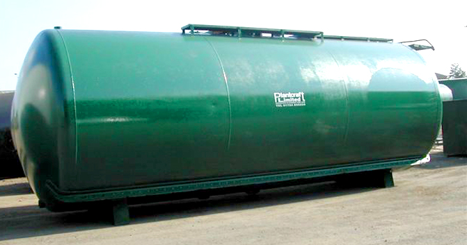 Storage Tank Hire London