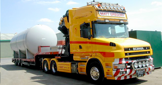 Storage Tank Hire Lincolnshire