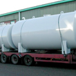 Tanks for delivery Intake Transport